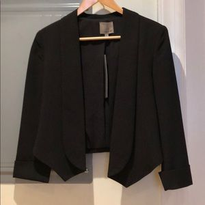 Designer tailored blazer